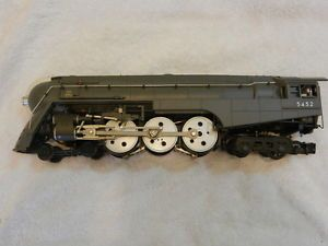 Lionel O Scale New York Central NYC Dreyfuss Hudson TMCC Engine Magnatraction