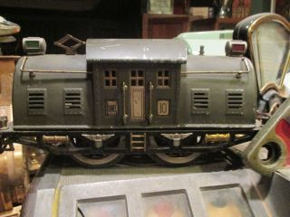 Vintage Pre War Lionel 1930s 10 Train Engine