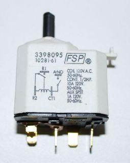 Kenmore Whirlpool Dryer Start Switch 3398095 30 Day Warranty