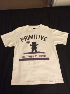 Diamond Supply Co x Primitive Apparel T Shirt