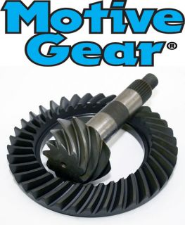 Motive Gear D35 411 Ring Pinion Jeep Ford 26 Spline 4 11 Ratio Dana 35 Rearend