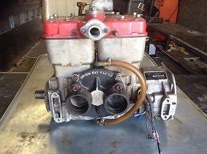 Ski Doo Rotax 583 Rave Snowmobile Engine Oddyssey Go Cart Ultralight 582