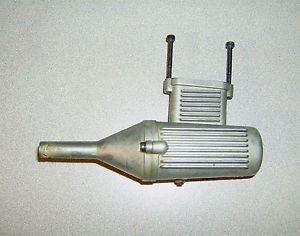 Super Tigre Model Airplane Engine Muffler for G 21 Engines