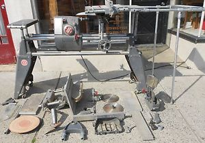 Shopsmith Mark V 510 Table Fence System with Lots of EXTRAS Nice Condition