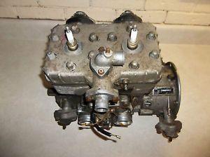 90 Ski Doo Mach 1 583 Engine Rave Rotax Formula Motor MXZ X115