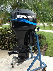 65 HP Mercury Outboard Motor