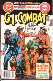 Gi Combat 275 Very Fine March 1985 Comics Book