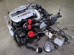 Nissan Skyline RB25DET Neo Turbo Engine Manual Transmission RB25 R34 240sx S13