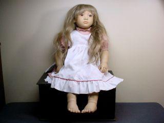 Annette Himstedt Neblina Puppen Kinder Doll w Papers