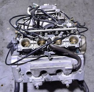 2002 02 Honda CBR 600 F4 F4i Motor Engine Complete