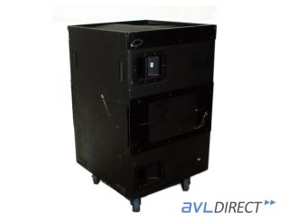 """Martin Audio WMX Line Array Subwoofer W8LM 18"""" Horn Loaded Pro Touring Sub"""
