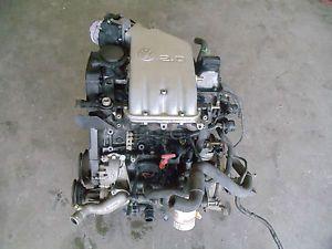 93 94 95 96 VW Jetta Golf Engine Assembly Motor 52K Miles 2 0L