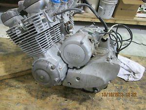 1993 Yamaha Seca Motorcycle Parts
