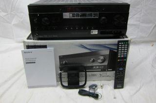 Sony Str DN1030 Wi Fi Network 7 2 Channel High Definition A V Receiver