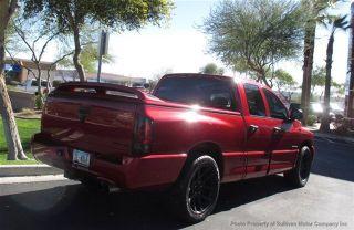 2006 Dodge RAM SRT 10 Viper Power 8 3 V10 Is A Bad Bad Boy Truck