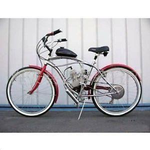 Latest Hot Sale Engine Motor Kit for Motorized Bicycle Bike 80cc 2 Cycle HF014