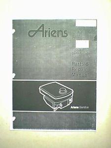 Ariens 911 Ser SB140 2 Cycle Sachs Engine Repair Manual