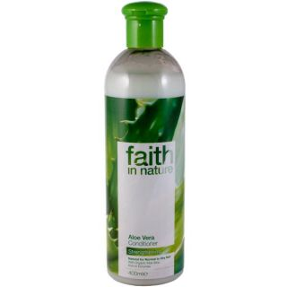 Faith in Nature Aloe Vera Strengthening Natural Hair Conditioner 400ml