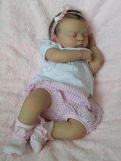Baby Dust Nursery Reborn Doll Prototype Tanya G Legler
