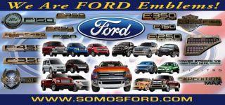 V10 Triton New 5C3Z 16720 AA Ford Emblem F250 F350 F450 F550 05 11