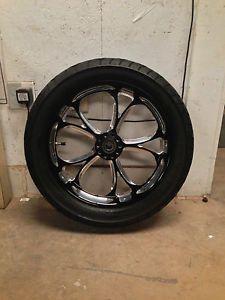 Harley Davidson Touring Wheel Tire