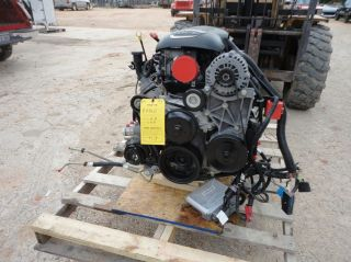 2004 Hummer H2 6 0 LQ4 Vortec Engine and 4L60E Transmission LS1 LS2 LSX L92 LTX