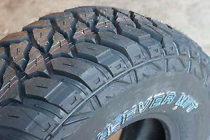 4 New Lt 285 75 16 LRE Kenda Klever M T Mud Terrain Tires LR E 10 Ply P285 75R16