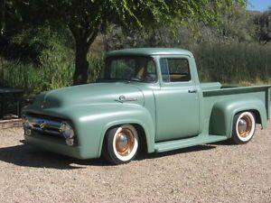 1956 Ford Truck Hot Rod Rat Rod 1955 1954 1953 Custom Satin Paint