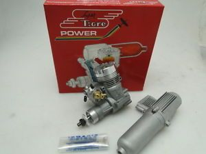 New Super Tigre Bull Ring 40 RC Airplane Engine with Muffler