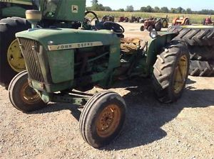 John Deere 2010 RU Gas Parts Tractor for Sale