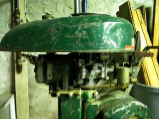 1950's Scott Atwater 3 6 HP Outboard Boat Motor Engine Johnson Evinrude 9 9 15