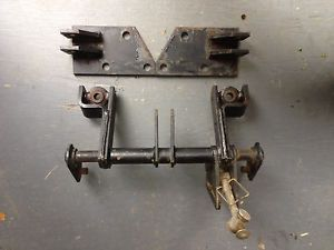 John Deere 318 3 Point Hitch Parts