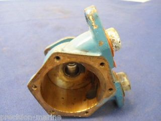 Sea Water Pump Housing Use Only w 831178 Volvo Penta AQ170A 250