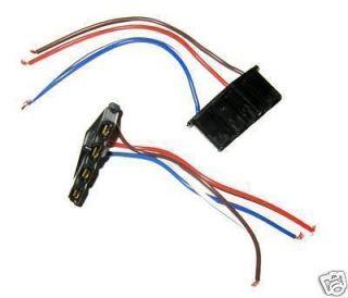 Voltage Regulator Repair Wire Camaro 67 68 69 70 71 72