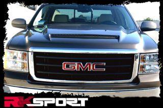New Rksport GMC Sierra RAM Air Hood Only Fiberglass Car Body Kit 35011000