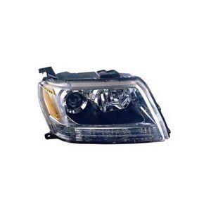 2006 2008 Suzuki Grand Vitara New Right Passenger Side Headlight Assembly