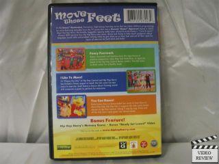 Hip Hop Harry 2 Move Those Feet DVD 2008 783722274439