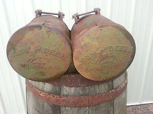 Seed Box S For Horse Drawn Corn Planter John Deere 999 Other John