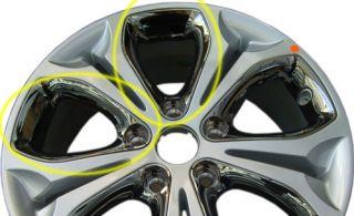2013 Hyundai Elantra GT 2012 2013 Hyundai I30 Wheel Chrome Accent Cap 5pcs