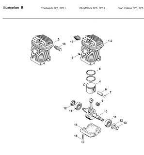 Stihl 011 Parts List. Stihl. Find Image About Wiring Diagram ...