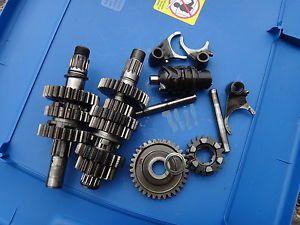 KLR650 KLR 650 Transmission Trans Gears Engine Motor