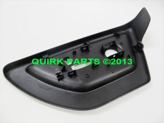 2005 Chevy GMC Buick Driver Side Seat Adjuster Bezel Brand New Genuine