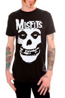 Misfits Fiend Skull T Shirt