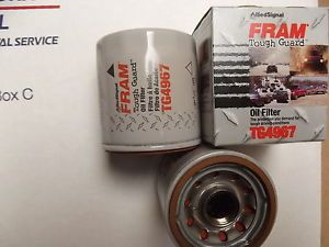 TG 4967 Fram 12 Tough Guard Oil Filters Toyota Application Other Japanese Cars