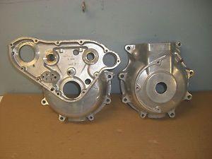 1952 Triumph Pre Unit Matching Engine Motor Cases 6T 650