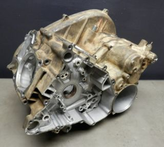 Kawasaki Brute Force 750 Engine Motor Crankcase Crank Cases 650 2005 2008