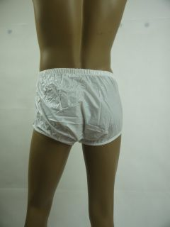 New Adult Baby Plastic Pants PVC Incontinence P004 1