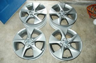 "2013 Toyota Camry 18"" Wheels Tacoma 2WD RAV4 Sienna Solara Avalon Lexus"
