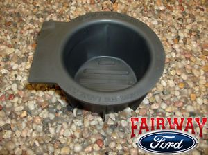 04 thru 13 F 150 F150 Genuine Ford Parts Rubber Console Cup Holder Insert