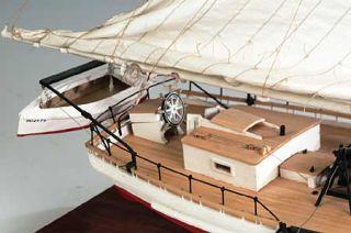 Model Shipways Willie Bennett Chesapeake Wood Model SHIP Boat Kit New